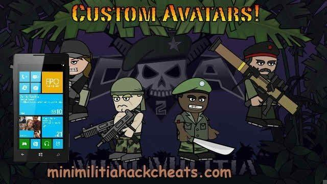 Mini Militia for Windows Phone (Doodle Army 2: Mini Militia for Lumia) 1