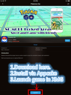 Xmodgames Tool for Pokemon GO (2)