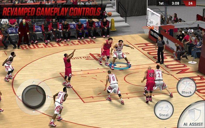 NBA 2K17 APK + MOD APK + OBB DATA Free Download for Android 1