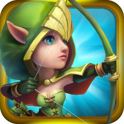 Castle Clash Hack Apk v1.4.61 Unlimited Resource for Android 1