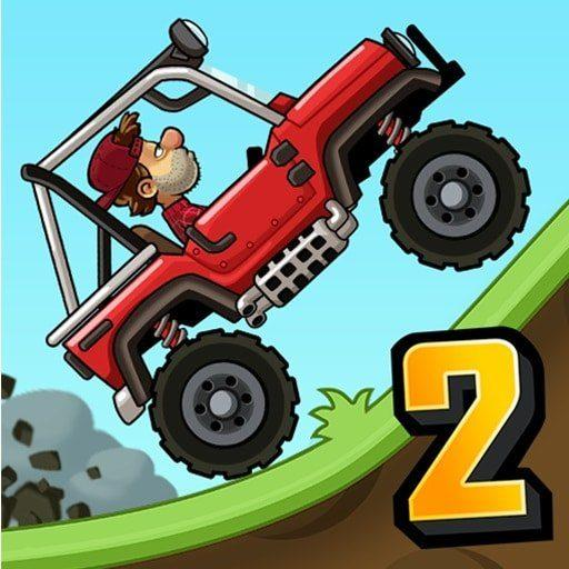Hill Climb Racing 2 Mod Apk 1.22.1 (Unlimited Money+Fuel + All Cars Unlocked) 2