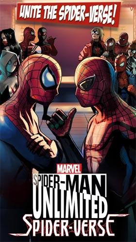 MARVEL Spider-Man Unlimited MOD APK Download v4.6.0c (Energy/Level) 1