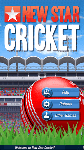 New Star Cricket MOD APK DOWNLOAD: All Item UNLOCKED New Star Cricket apk 1