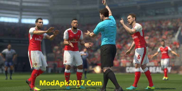 PES 2017 APK: PES 2017 PRO EVOLUTION SOCCER v1.2.2 Download 1
