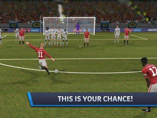 Dream League Soccer 2018 MOD Apk v5.064 with Unlimited Money Hack 1