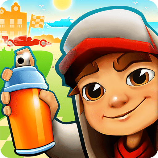 Subway Surfers Mod Apk (Unlimited Keys+Coins) 1.100.0 [All version] 5