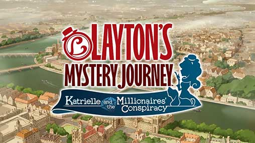 Layton's Mystery Journey Apk + OBB Data Free Download for Android 2