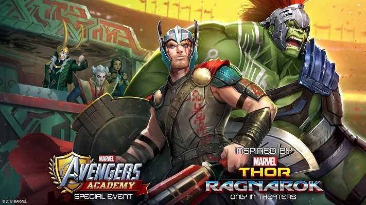 MARVEL Avengers Academy MOD APK Free Store