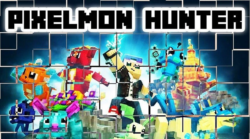 Pixelmon Hunter Mod Apk (Unlimited Coins + Gems + All Items Unlocked)