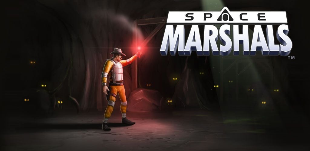 Space Marshals Mod Apk (Unlimited Ammo + All Items Unlocked)