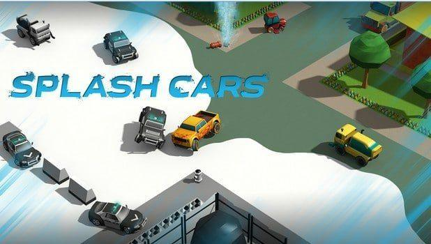 Splash Cars Mod Apk