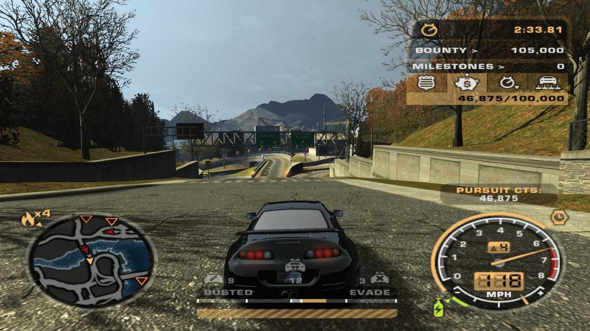 Need For Speed Most Wanted 1.3.100 Mod Apk