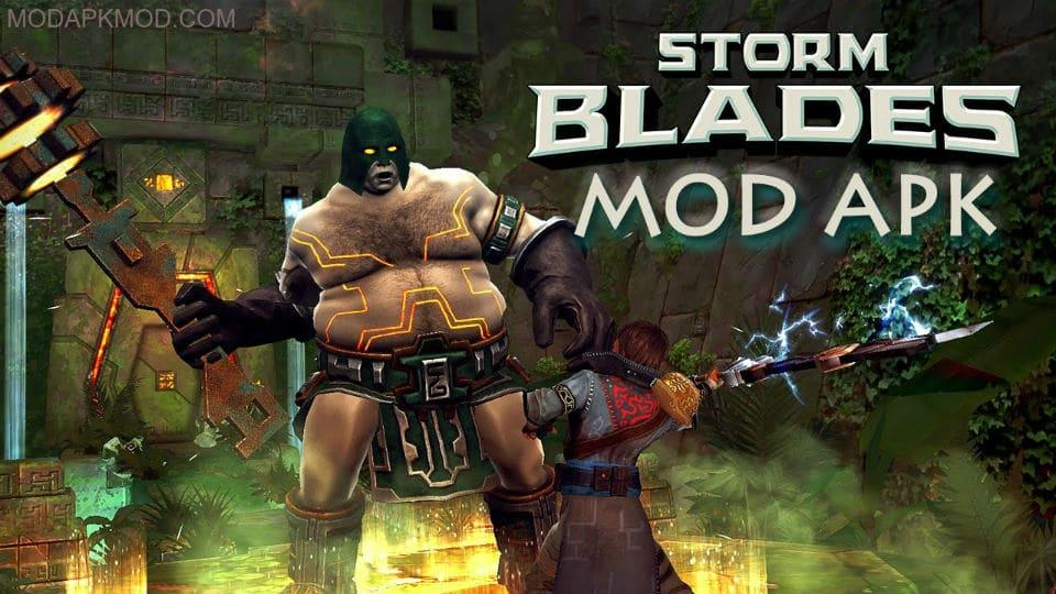 Stormblades Mod Apk