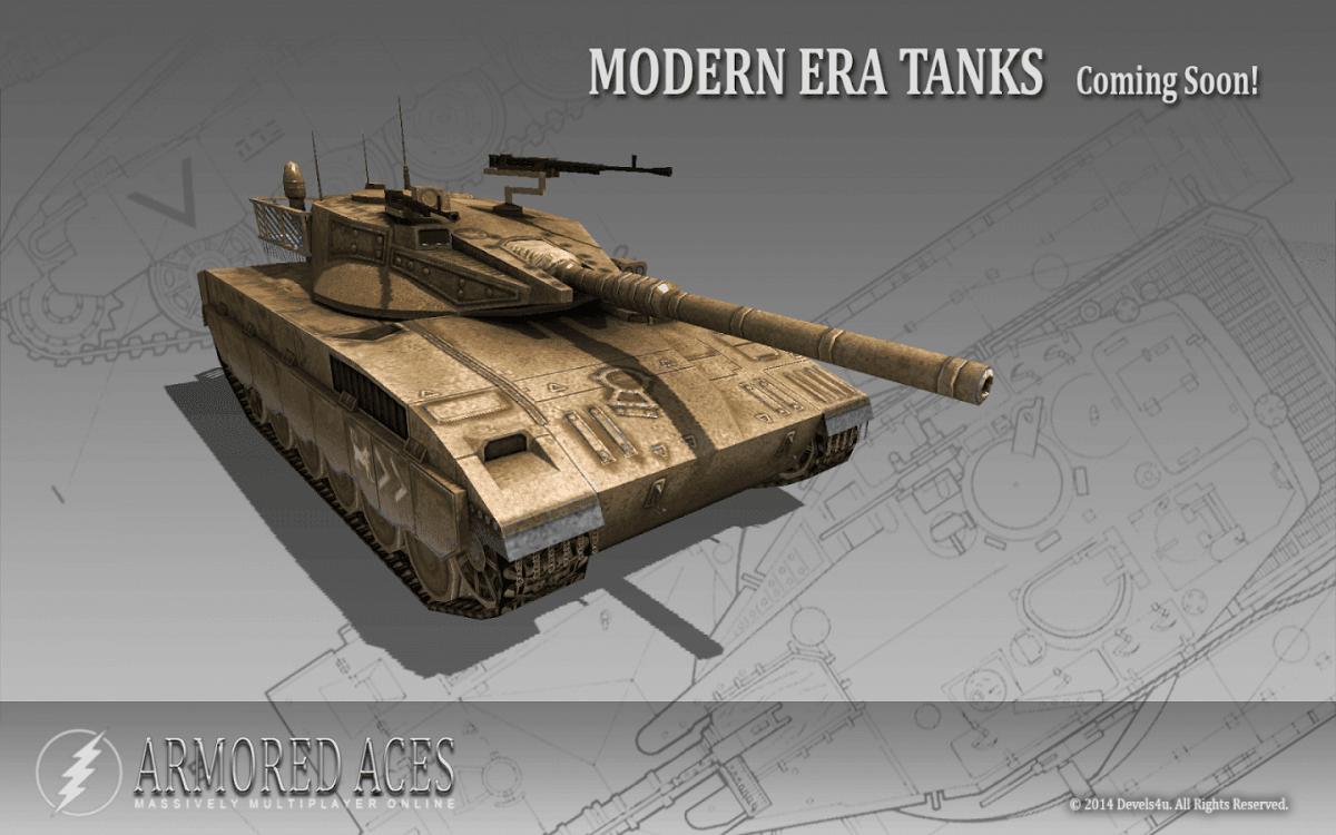 Armored Aces – 3D Tanks Online Mod Apk