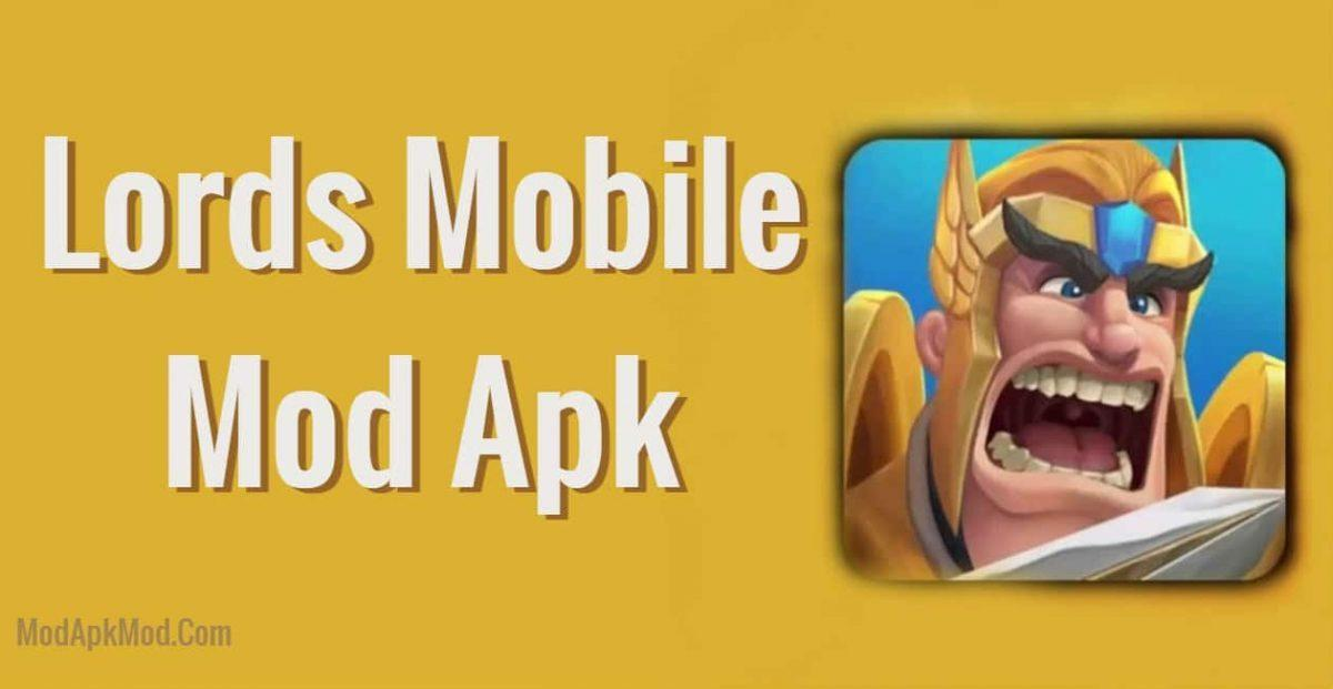 Photo of Lords Mobile Mod Apk (Unlimited Gems, Fast Skill recovery)