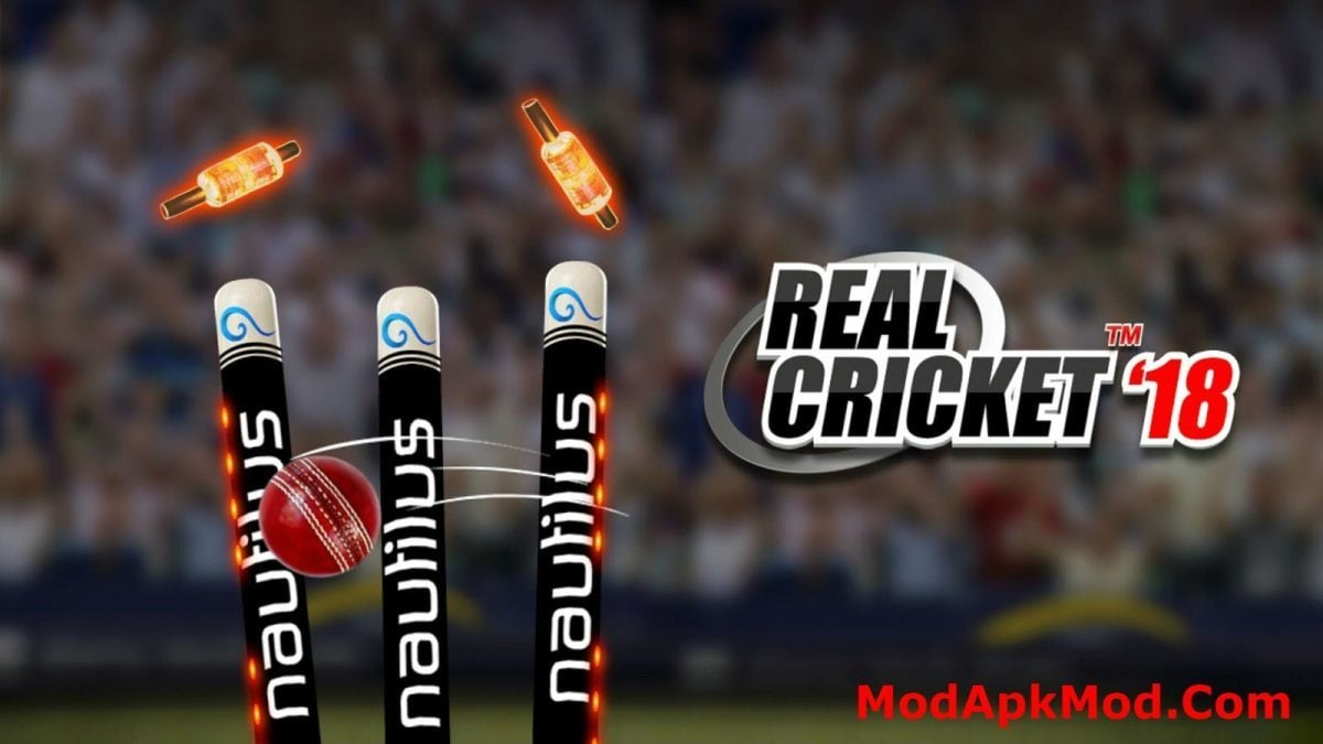 Real Cricket 18 Mod Apk (Unlimited Money) Free On Android