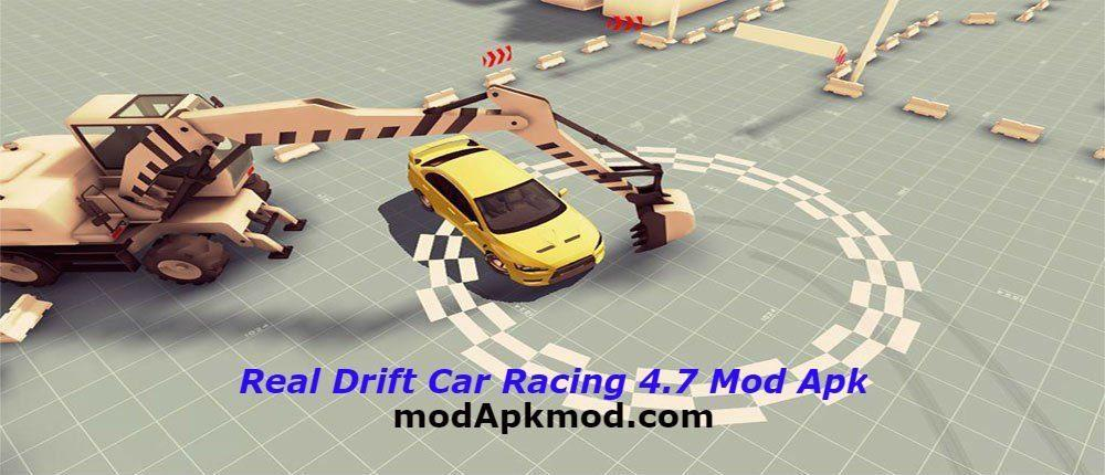 Real Drift Car Racing 4