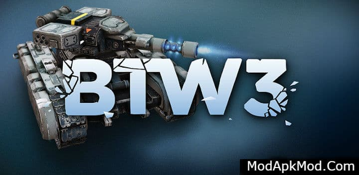 Block Tank Wars 3 Mod Apk V1.19 (Free Shopping) For
