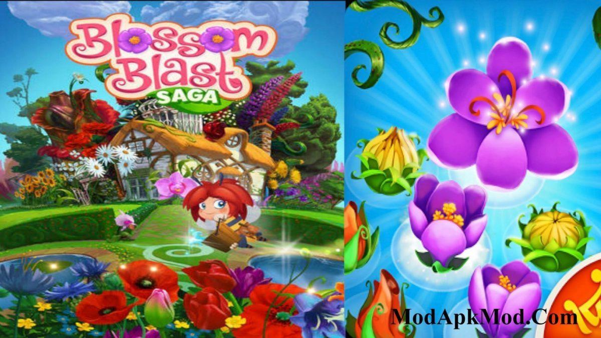Photo of Blossom Blast Saga Mod Apk v54.0.2 For Android – Download