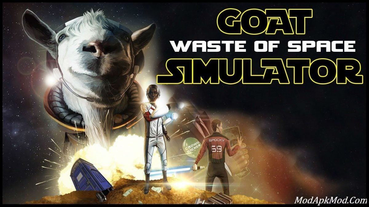 Goat Simulator Waste of Space Mod Apk