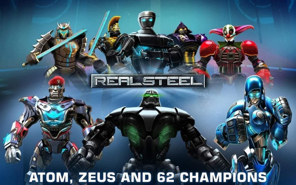 Real Steel Android Game
