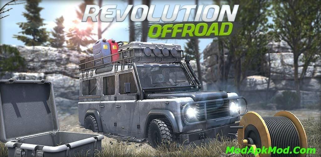 Revolution Offroad Mod Apk