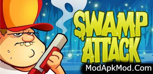 Photo of Swamp Attack Mod Apk v2.4.0 For Android – Download