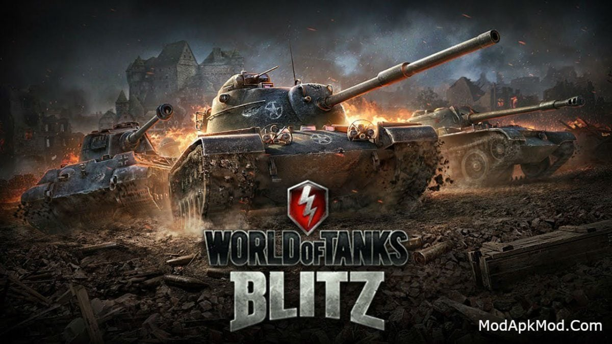 World of Tanks Blitz Mod Apk