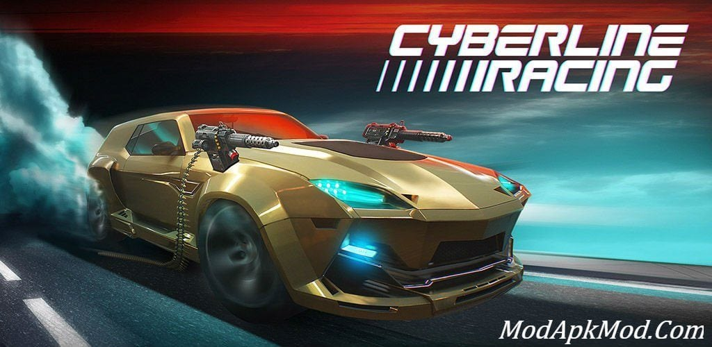 Photo of Cyberline Racing Mod Apk + Obb Data v1.0.10480 For Android