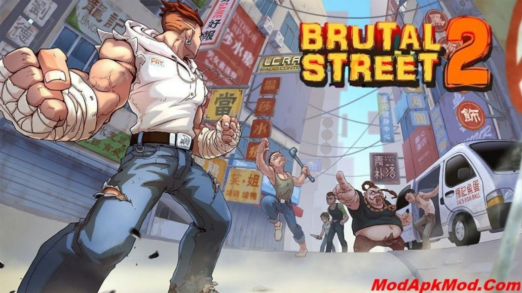 Download Brutal 2 Street Mod Apk