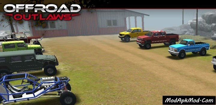 Photo of Offroad Outlaws Mod Apk v2.0.1 (Free Shopping) For Android