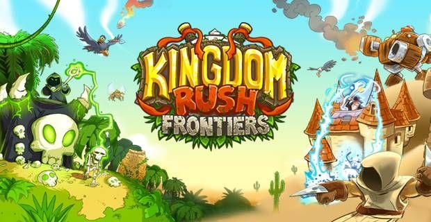 Kingdom Rush Frontiers Mod Apk