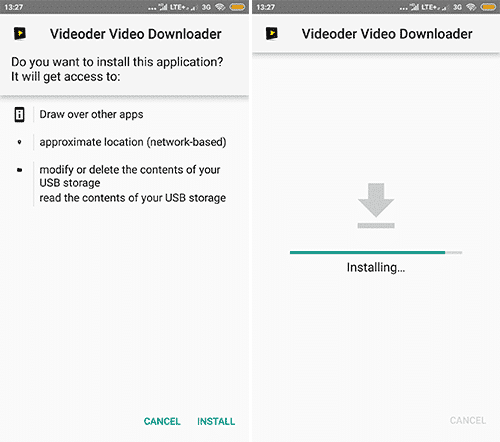 install videoder apk