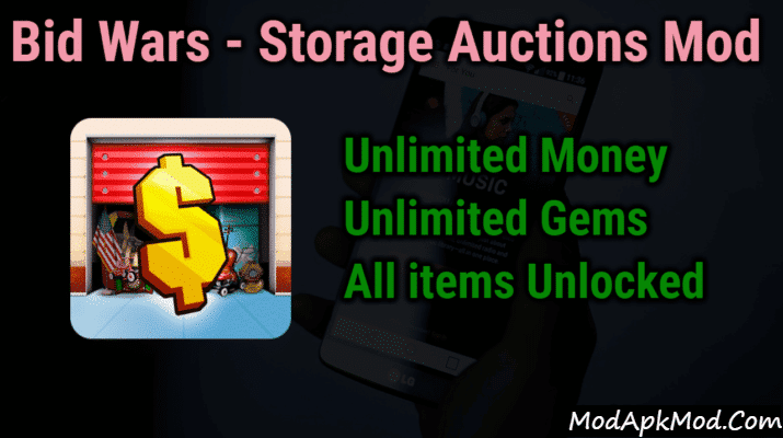 Bid Wars - Storage Auctions Mod Apk