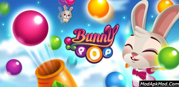 Bunny Pop Mod Apk