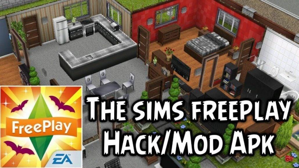 The Sims Freeplay Mod Apk hacks