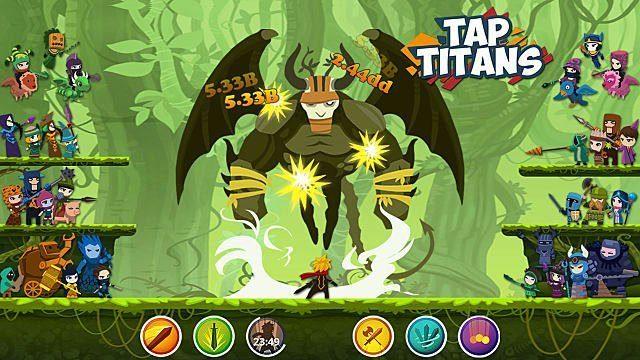 tap titans 2 tt2 heroes