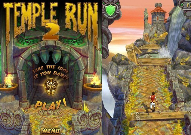 Temple Run 2 Mod Apk
