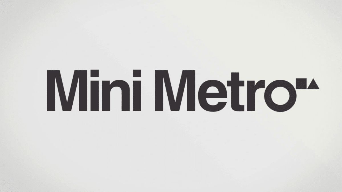 Mini Metro Apk Free Download Game for Android