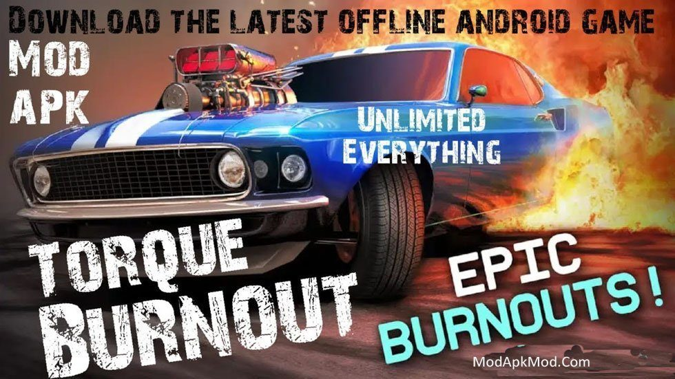 Photo of Download Torque Burnout Mod Apk 2.2.8 (Unlimited Money)