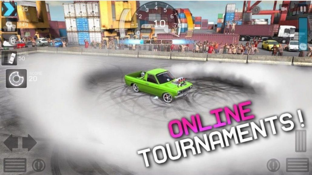 torque burnout mod apk gameplay