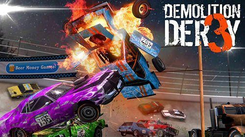 Demolition Derby 3 Mod Apk Unlimited Money