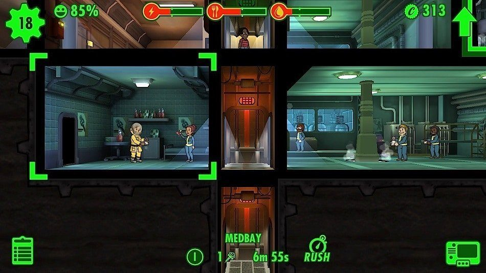 Fallout Shelter Tips tricks cheats hacks - Build for the Future