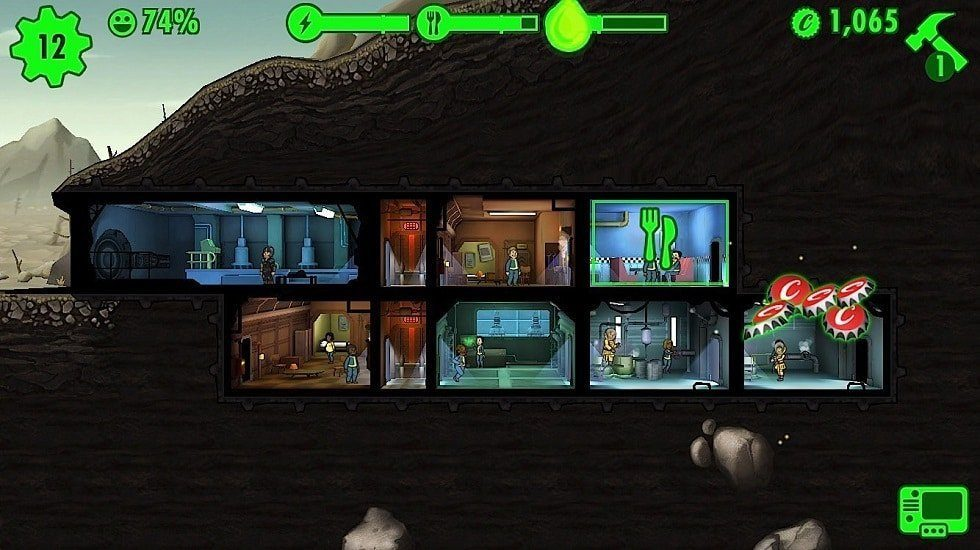 Fallout Shelter Tips tricks cheats hacks - Build with a Purpose