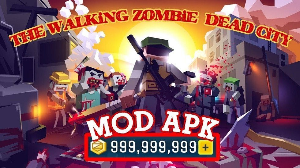 The Walking Zombie Dead City Mod Apk Download