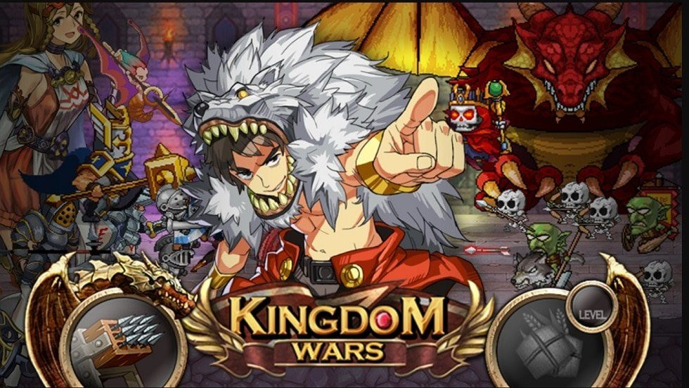 Kingdom Wars Mod Apk (Unlimited Coins & Gems) download