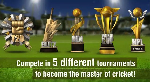 Latest World Cricket Championship 2 MODded WCC2 Apk