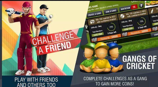 WCC2 Game MOD APK free download