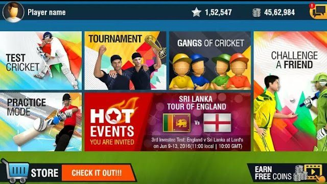 World Cricket Championship 2 Cracked APK free download
