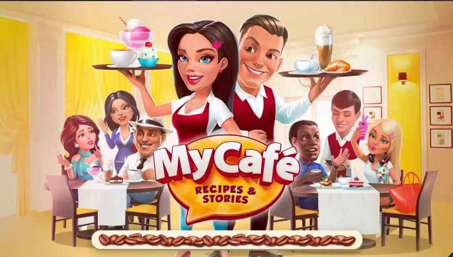 My Cafe Mod Apk Unlimited Everything (Money/Crystals/VIP 7) Latest 2